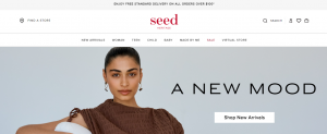 seed heritage maternity shop in adelaide
