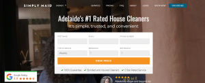 simply maid cleaners in adelaide