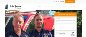 solar repair services in brisbane