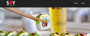 soy japanese restaurant in sydney