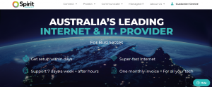 spirit internet and it in melbourne