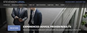 stevenson legal in perth