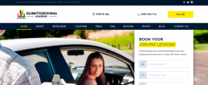 sumit driving academy in perth
