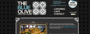 the blue olive in canberra
