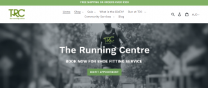 the running centre in perth