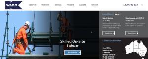 wako scaffolding services in gold coast