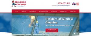 we clean windows in adelaide