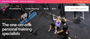 wellfit personal trainers in newcastle