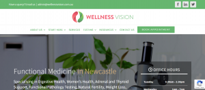 wellness vision in newcastle