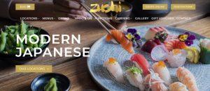 zushi restaurant in sydney