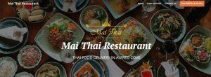 thai restaurant in perth