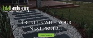 total landscaping in newcastle
