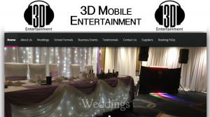 3d mobile entertainment djs in canberra