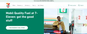 7 eleven fuel station in melbourne