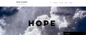 Hope Sydney Christian Church