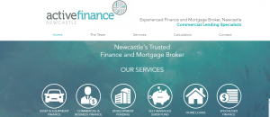active finance in newcastle