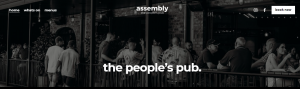 assembly the people's pub in canberra