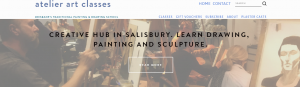 atelier art classes in brisbane
