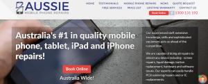 aussie mobile phone repairs in brisbane