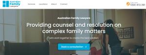 australian family lawyers in melbourne