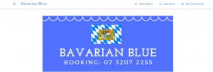 bavarian blue german restaurant in brisbane