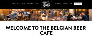 belgian beer cafe in perth