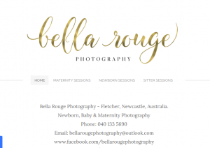 bella rouge photography in newcastle