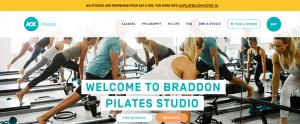 braddon pilates studio in canberra