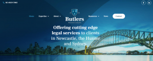 butlers business lawyers in newcastle