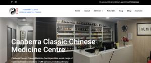 canberra classic chinese medicine centre