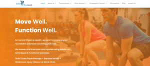 central physio and health in gold coast