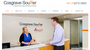 cosgrave soutter tax services in canberra