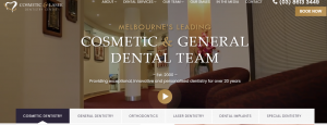 cosmetic and laser dentistry centre in melbourne