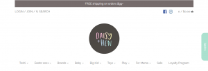 daisy and den kids clothing in adelaide