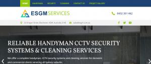 esgm services in sydney