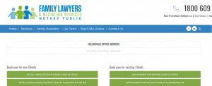 family lawyers and mediation services in gold coast