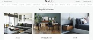 fanuli furniture in sydney