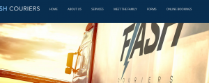 flash couriers in sydney