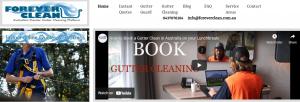 forever clean gutter services in sydney