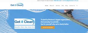 get it clean window cleaners in brisbane