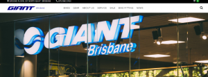 giant bike shop in brisbane