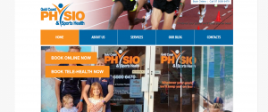 gold coast physio and sports health