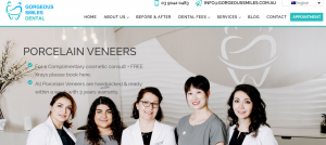 gorgeous smiles dental clinic in melbourne