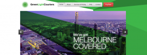 greenlight couriers in melbourne