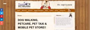 happy pet helpers in adelaide