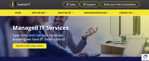inspired it services in perth
