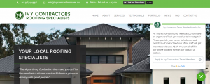 ivy roofing specialists in sydney