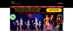 latin dance school in canberra