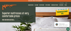 makin mattresses in gold coast