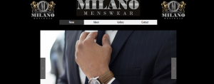 milano menswear in perth